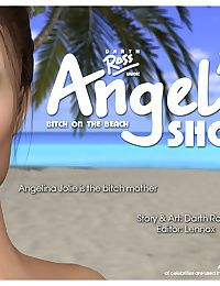 Angelina Jolie- Angels Shore