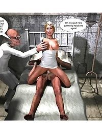 Hollys Freaky Encounters- Night Shift Nurse - part 5