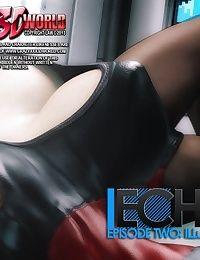 Echo Ep. 2- Illusions- Crazyxxx3D World