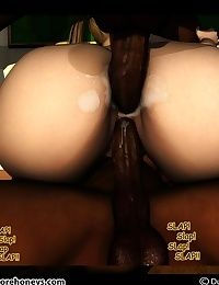 Mrs.Hani 3D Vol 5- Duke Honey - part 2