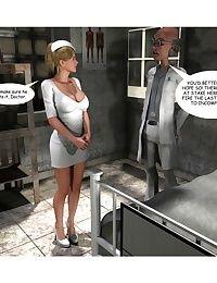 Hollys Freaky Encounters- Night Shift Nurse