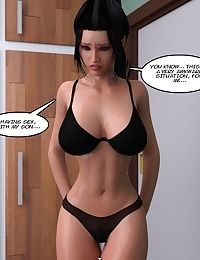 Sister and Mom- Icstor  Incest story - part 4
