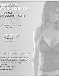 The Dossier 08- Epoch- Clara Ravens - part 4