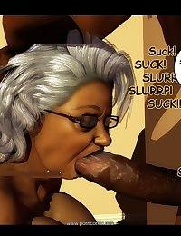 Ms Jiggles 3D  Vol 7- Duke Honey