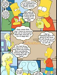 Simpsons- Old habits 7- Croc