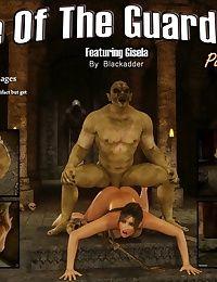 Rise Of the Guardians- Blackadder