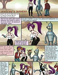 Futurama- Doctor's Orders