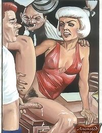 Dexter and Jetsons- Animated Incest - part 2