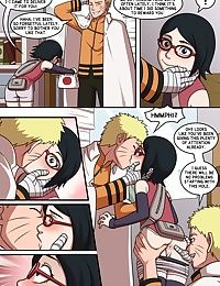 Naruto x Sarada- Colors